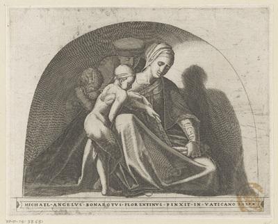 Man en vrouw met twee kinderen