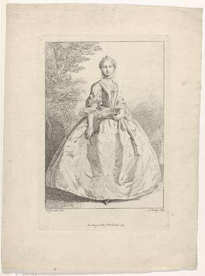Estampes de costumes, 1744, pL. 2 (505)