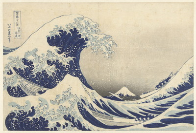 Image from object titled The Underwave off Kanagawa