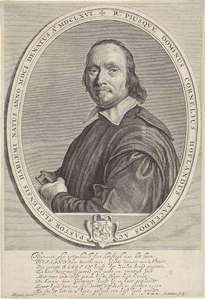 Portret van Cornelis Hofland