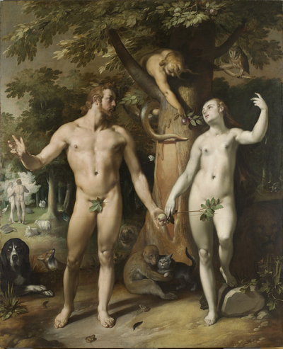 Image from object titled The Fall of Man