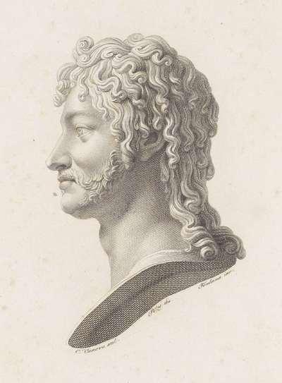 Portretbuste van Joachim Murat