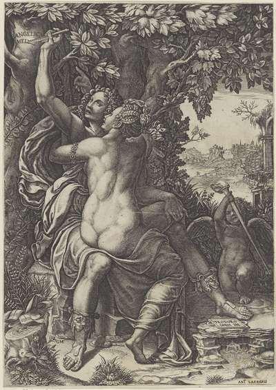 Angelica en Medoro