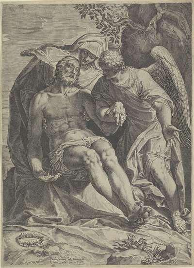 Maria met het lichaam van Christus (Pietà)