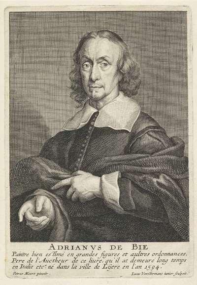 Portret van Adriaen de Bie
