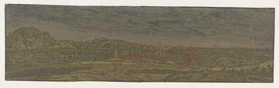 View of Wageningen