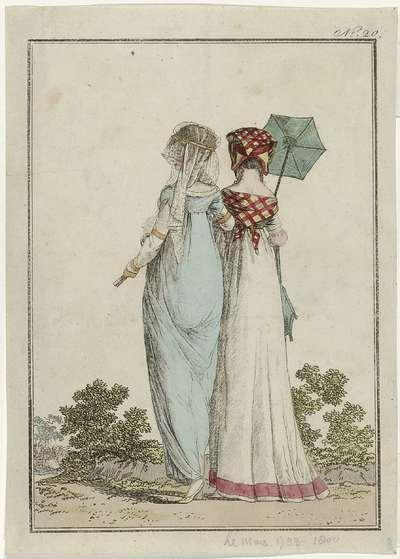 Le Mois, 1799-1800, No. 20