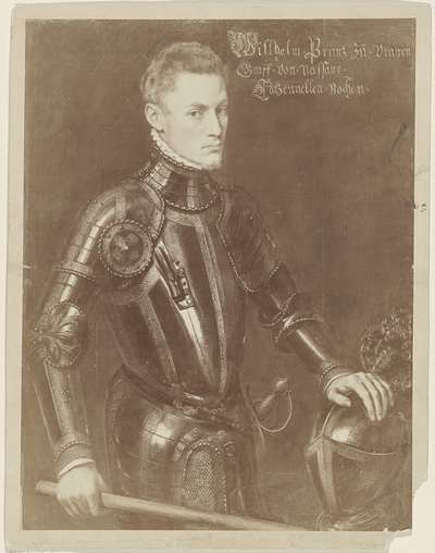 Portret van Willem I, prins van Oranje