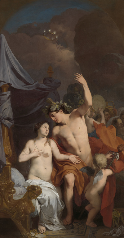 Image from object titled Bacchus and Ariadne