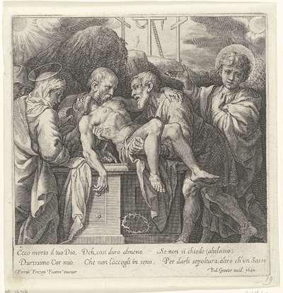 Graflegging van Christus