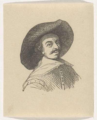 Portret van Jan van der Heyden