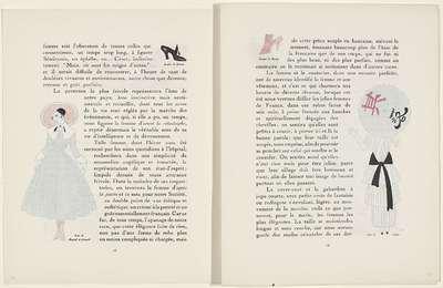 Gazette du Bon Ton, 1915 - No. 8-9, p. 17: Autours Simples