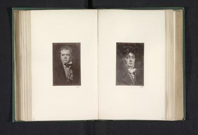 Fotoreproductie van een schilderij, voorstellende een portret van John Guthrie