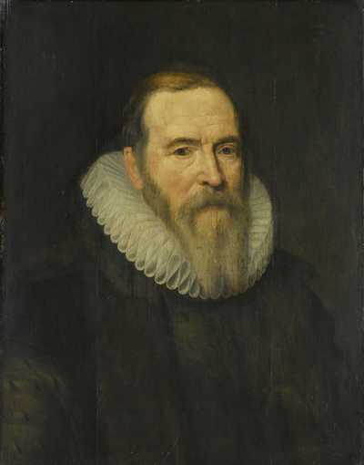 Image from object titled Portrait of Johan van Oldenbarnevelt, Advocate of the United-Provinces