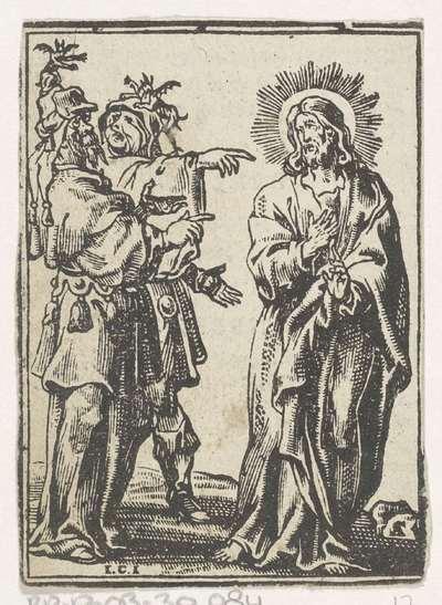 Christus geneest twee bezetenen