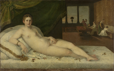 Image from object titled Reclining Venus