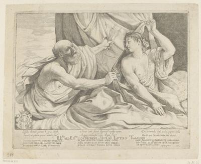 Jupiter en Semele