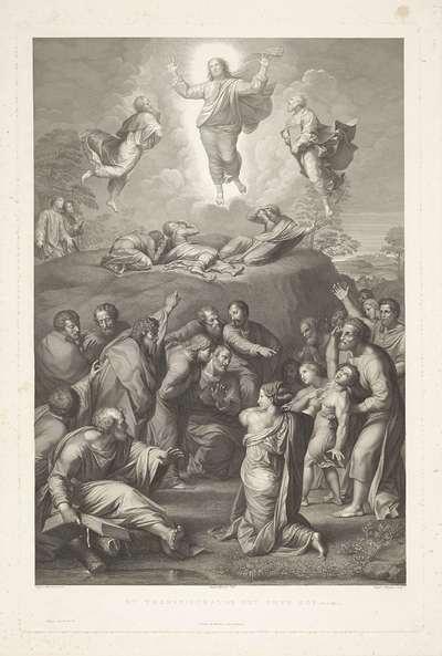 Transfiguratie op de berg Tabor