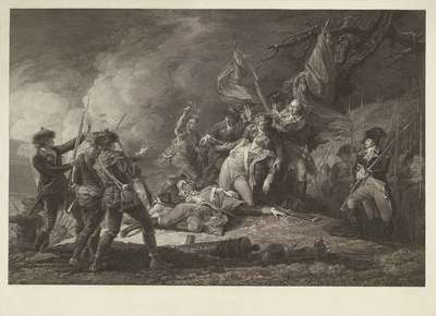 """""""The Death of General Montgomery"""""""
