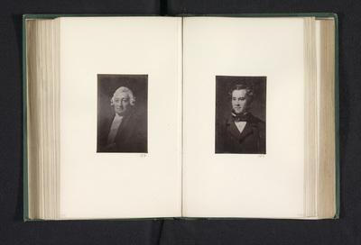 Fotoreproductie van een schilderij, voorstellende een portret van Archibald Colquhoun