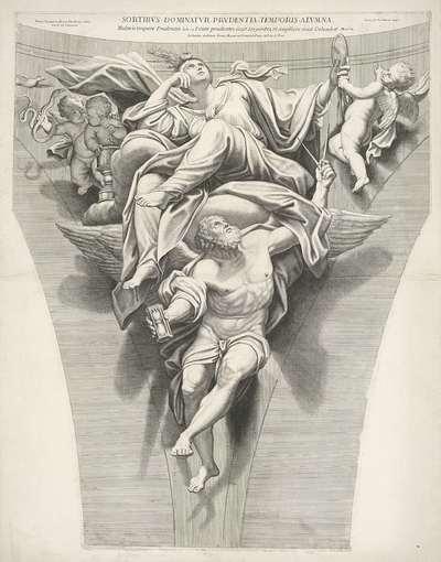 Prudentia; Sortibus dominatur prudentia temporis alumna; Kardinale deugden