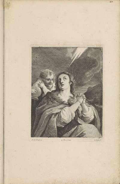 Image from object titled Boetvaardige Maria Magdalena