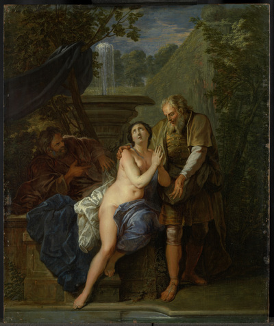 Image from object titled Susanna and the Elders
