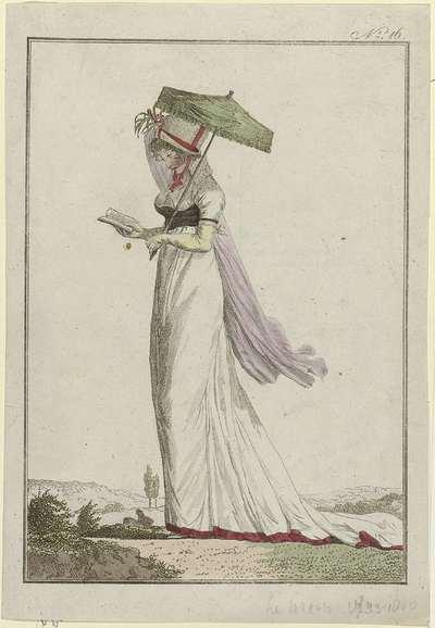 Le Mois, 1799-1800, No. 16