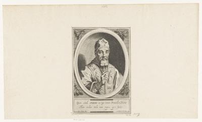 Portret van Paus Urbanus VIII