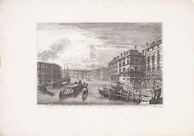 Canal Grande te Venetië; Gezichten op Venetië; Magnificentiores selectioresque urbis Venetiarum prospectus