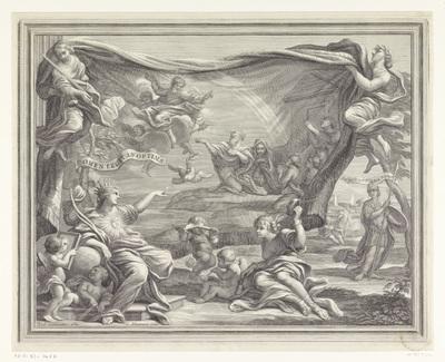 Het verbond tussen God en Noach