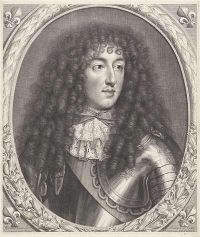 Portret van Filips I, hertog van Orléans