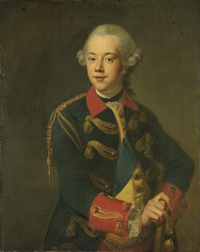 Image from object titled Portrait of William V, Prince of Orange-Nassau