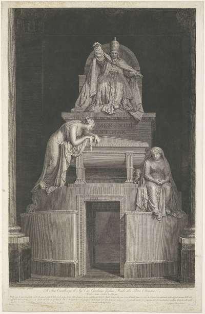 Graftombe van paus Clemens XIV
