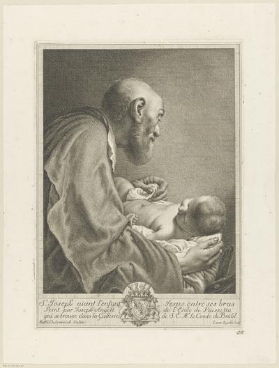 Jozef met het Christuskind