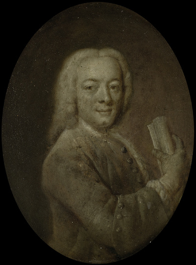 Image from object titled Portrait of Bernardus de Bosch I, Poet and Art Patron in Amsterdam