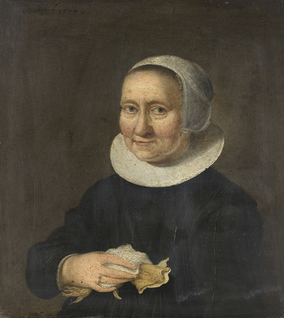 Image from object titled Portrait of a Woman