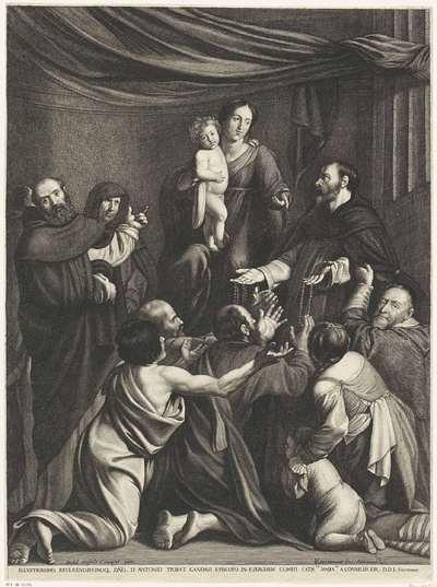 Madonna van de Rozenkrans