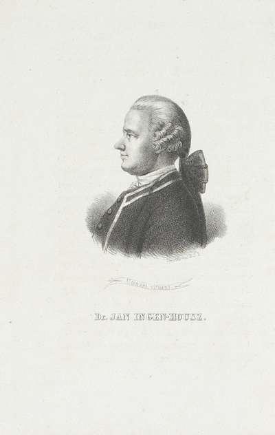 Portret van Johannes Ingenhousz
