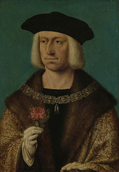 Image from object titled Portrait of Maximilian I (1459-1519)