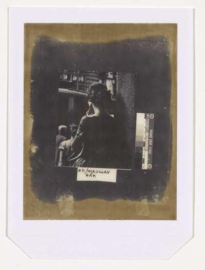 Image from object titled Polaroid repro foto Miroslav Hak