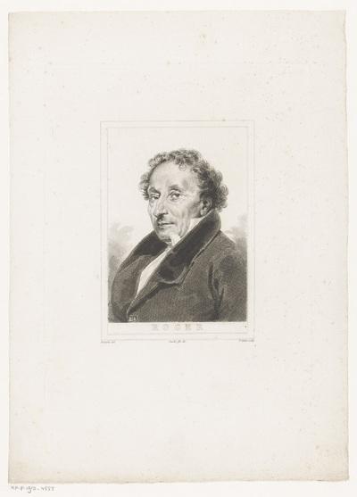 Portret van Roger; Roger
