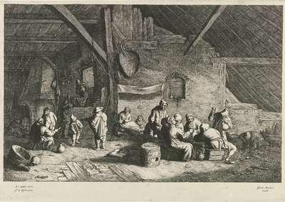 Boerenbruiloft; Het Boere Bruytje