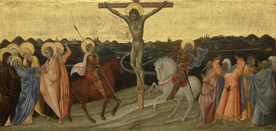Image from object titled The Crucifixion