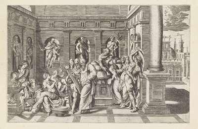 Geboorte van Johannes de Doper; Nativitas Beati Ioannis Baptistae