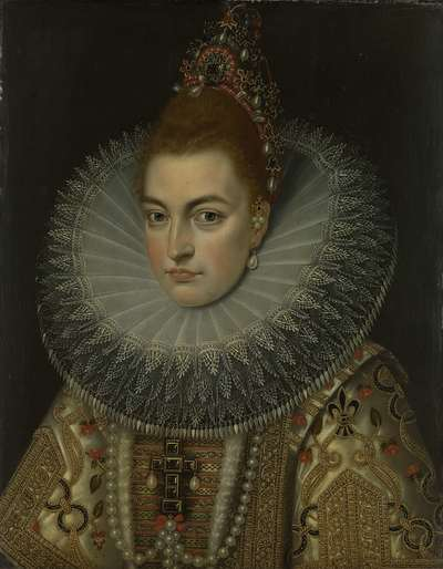Image from object titled Isabella Clara Eugenia, Consort of Archduke Albert VII