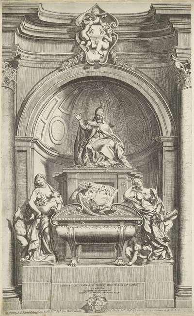Grafmonument van paus Urbanus VIII