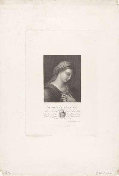 Maria; In me omnis gratia