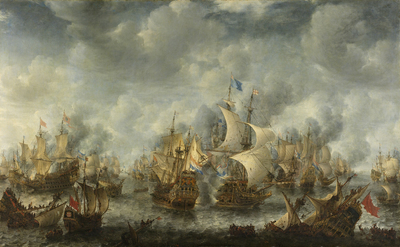 Image from object titled The Battle of Terheide