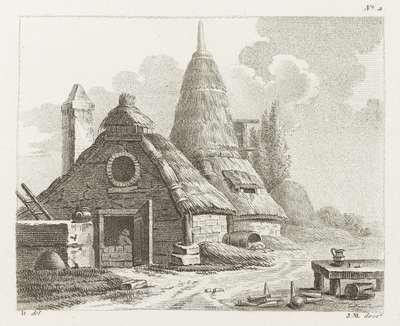 Boerenhut en kalkoven; Premier Cahier D'Etudes
